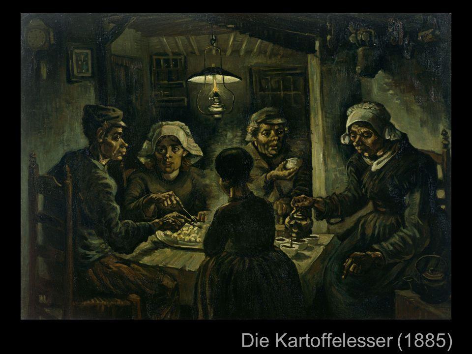 Die Kartoffelesser (1885)