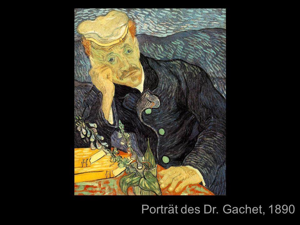 Porträt des Dr. Gachet, 1890