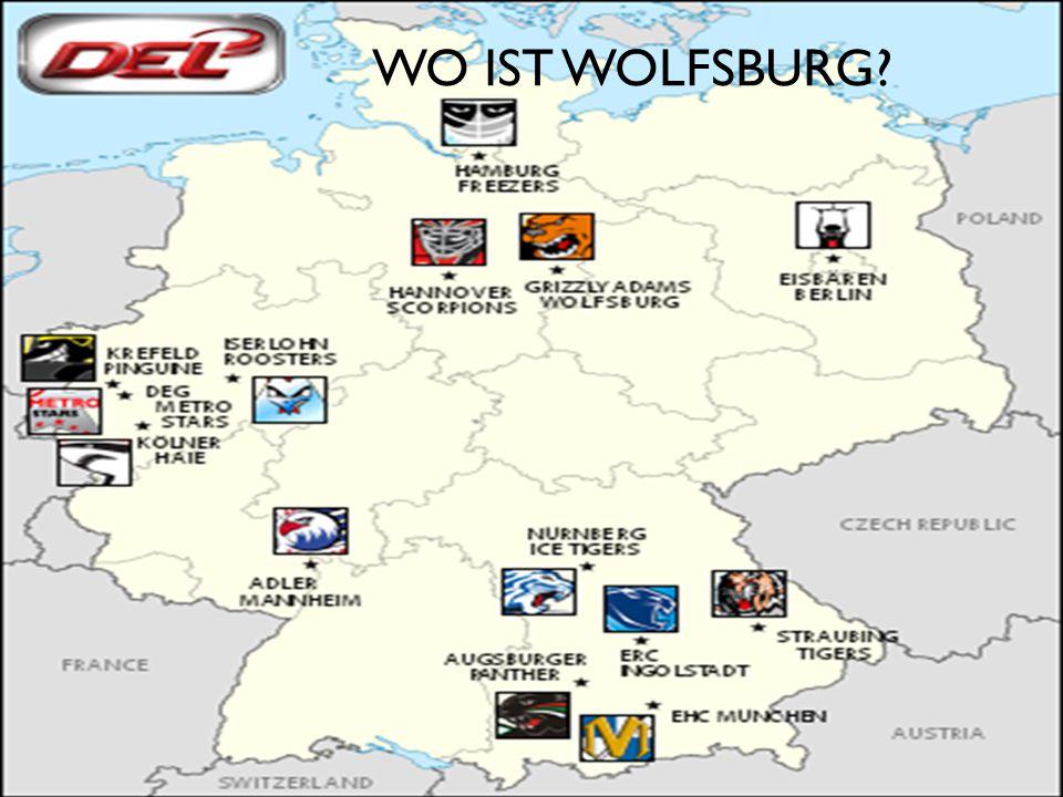 WO IST WOLFSBURG?