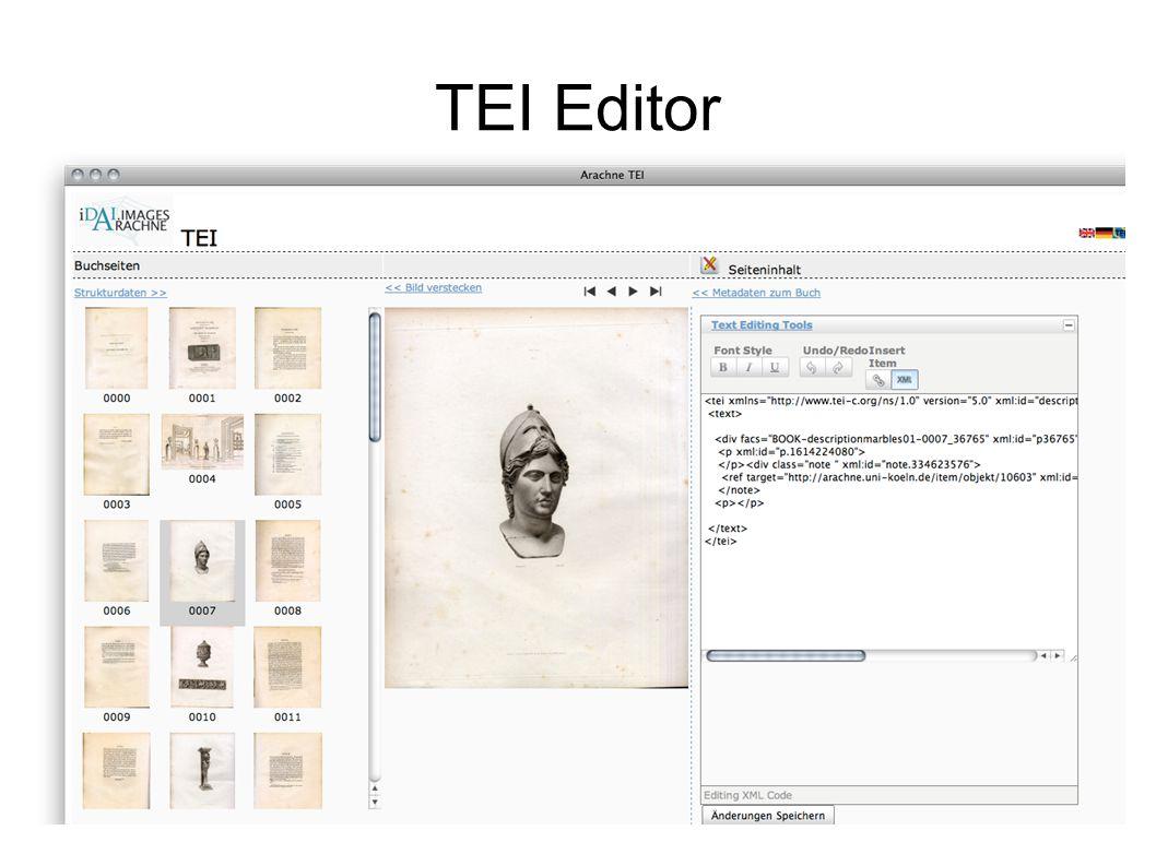 TEI Editor