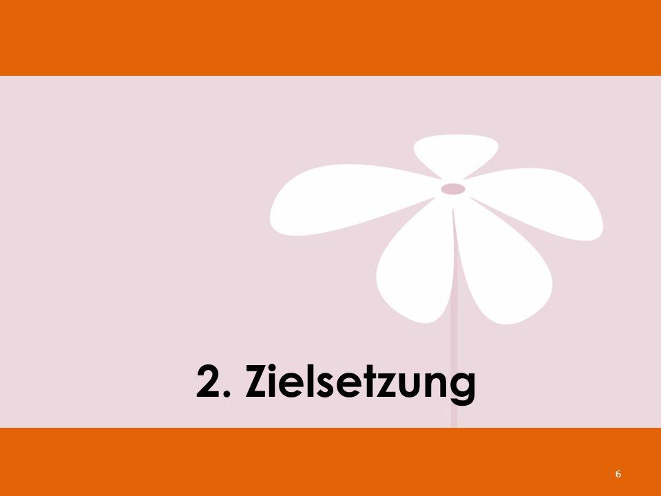 2. Zielsetzung 6