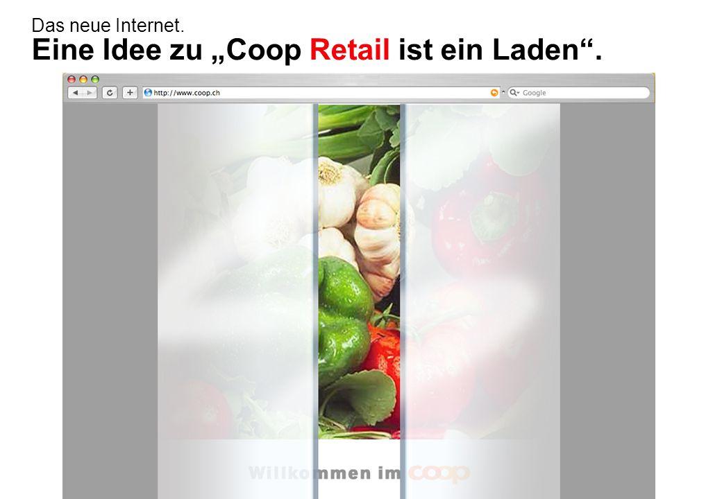 Dezember 2007Internet-Strategie, Heino Peier34 Das neue Internet.