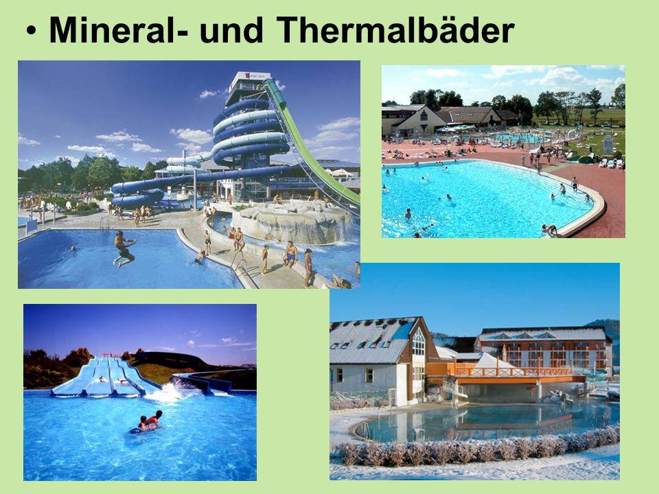 Mineral- und Thermalbäder