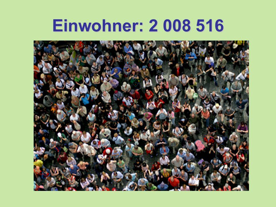 Einwohner: 2 008 516