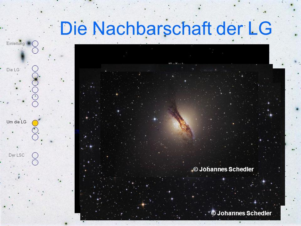 Die Nachbarschaft der LG Einleitung Die LG Um die LG Der LSC © Manfred Wasshuber © Johannes Schedler