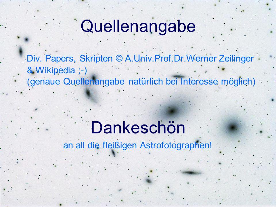 Quellenangabe Div. Papers, Skripten © A.Univ.Prof.Dr.Werner Zeilinger & Wikipedia ;-) (genaue Quellenangabe natürlich bei Interesse möglich) Dankeschö