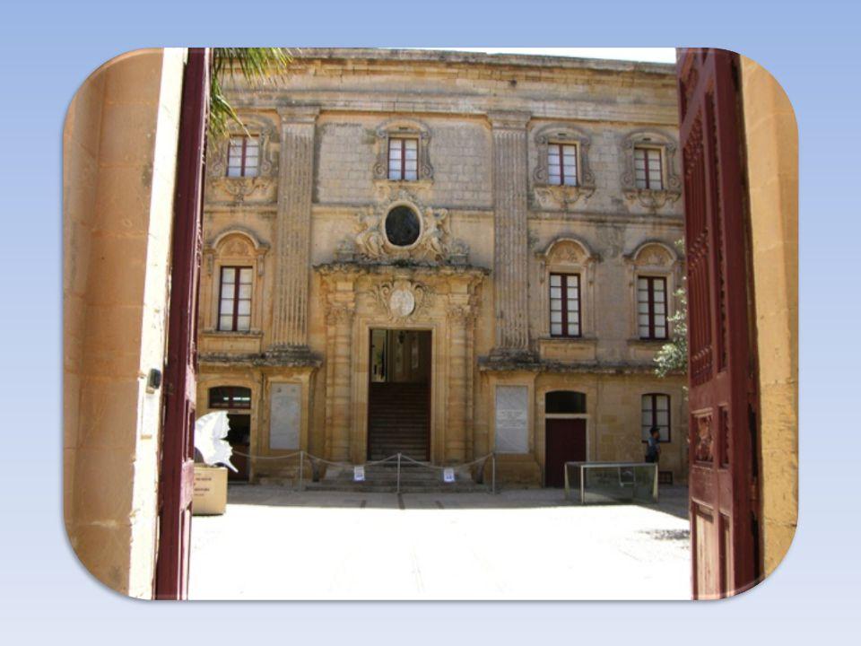 Eingang der Stadt Mdina