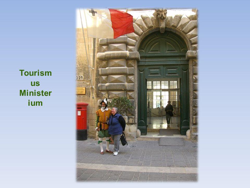 Tourism us Minister ium