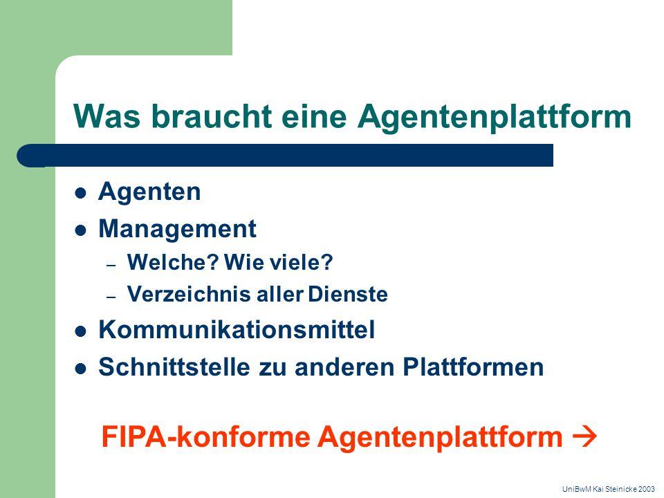 Was braucht eine Agentenplattform Agenten Management – Welche.