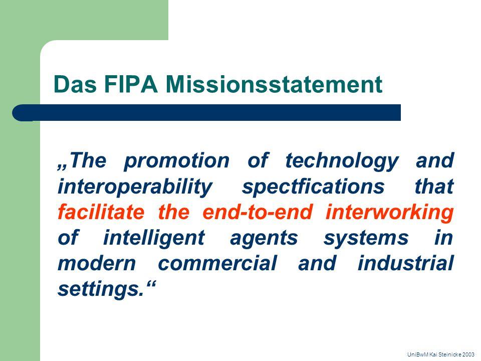MASIF eine andere Organisation - I Mobility Agent System Interoperability Facility Von der OMG (Object Management Group) Feb.
