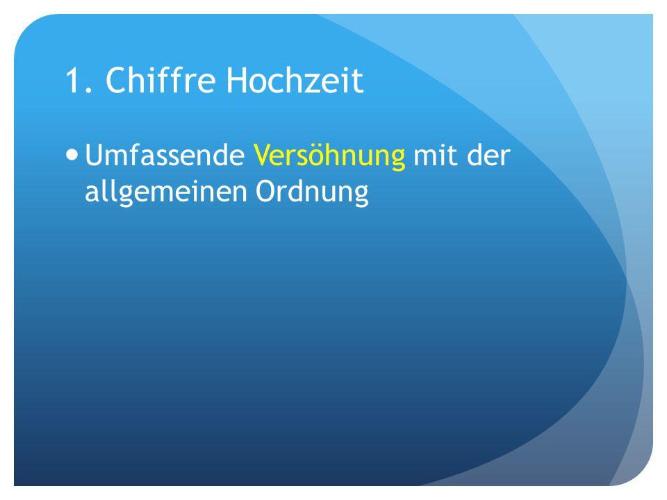 2. Chiffre Mord