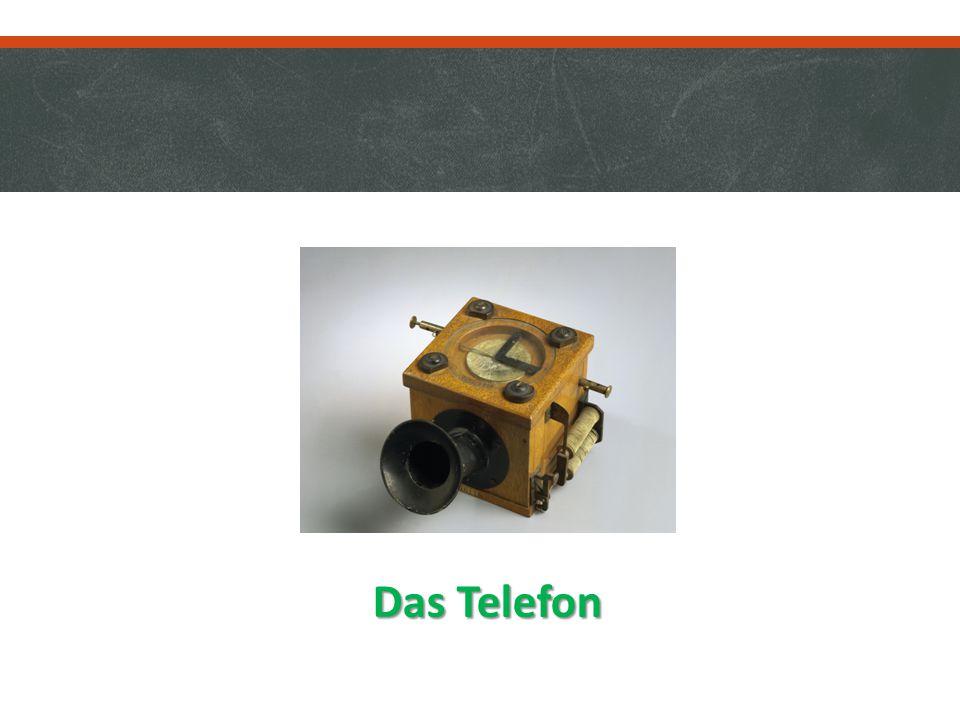 Das Telefon