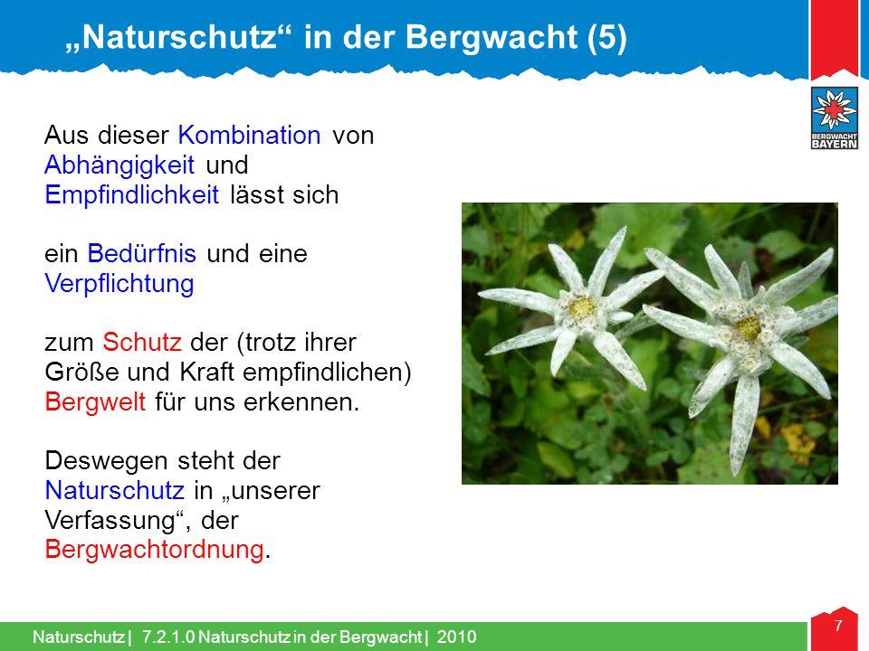 Naturschutz   28 Der Begriff Biodiversität umfasst mindestens drei Unterkategorien, die für die Qualität des Gesamtökosystems wichtig sind: 1.