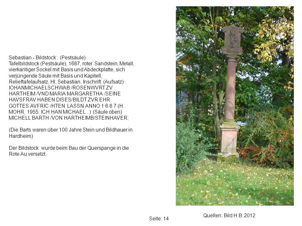 Seite: 14 Quellen: Bild H.B.