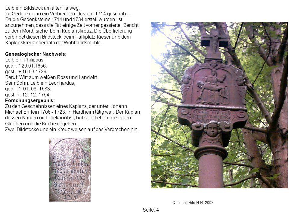 Seite: 4.Quellen: Bild H.B.