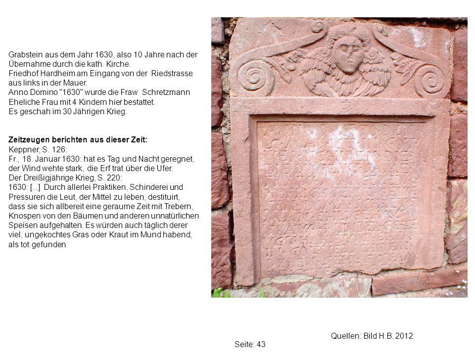 Seite: 43 Quellen: Bild H.B.