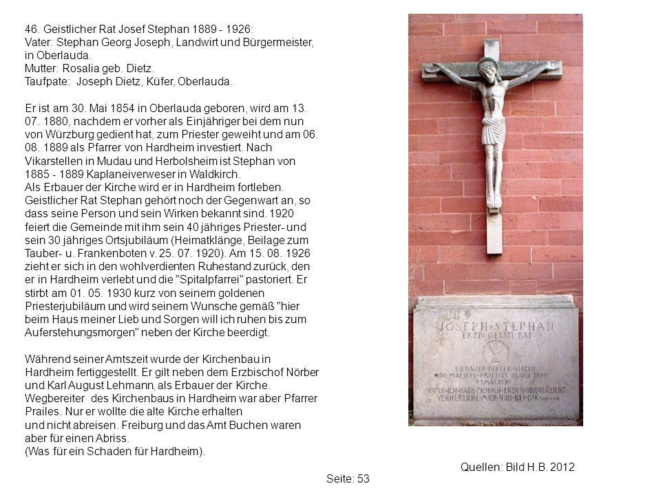 Seite: 53 Quellen: Bild H.B.2012 46.