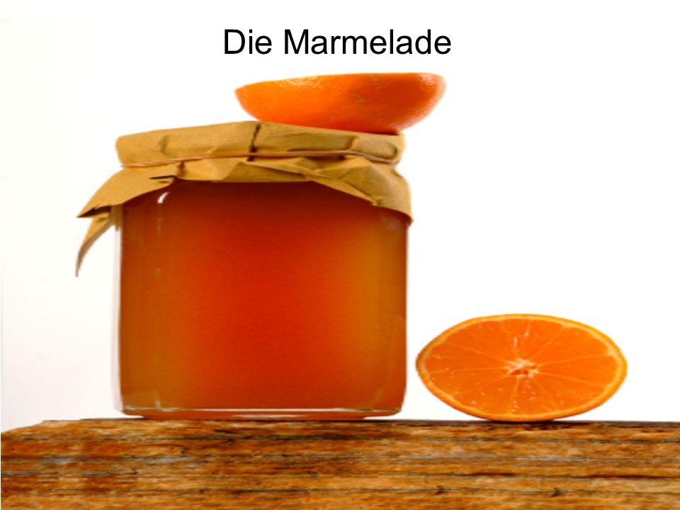 Die Marmelade