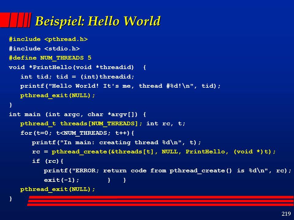240 void mylib_barrier (mylib_barrier_t *b, int num_threads) { pthread_mutex_lock(&(b -> count_lock)); b -> count ++; if (b->count == num_threads) { b->count = 0; pthread_cond_broadcast(&(b->ok_to_proceed)); } else while (pthread_cond_wait(&(b->ok_to_proceed), &(b->count_lock)) != 0); pthread_mutex_unlock(&(b -> count_lock)); }