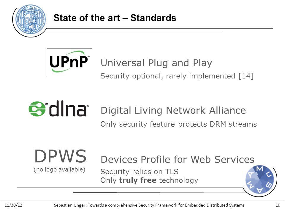 http://www.general-anzeiger- bonn.de/bonn/bonn/suedstadt/Streit- Apple-gegen-Apfelkind-geht-weiter- article913066.html State of the art – Standards DP