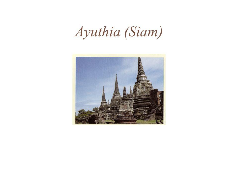 Ayuthia (Siam)