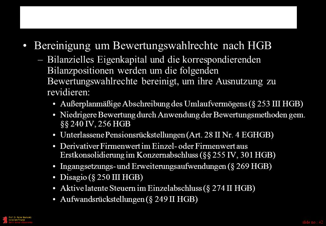 slide no.: 42 Prof.Dr.