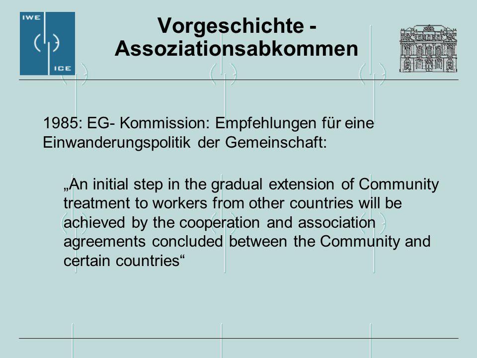 """Europäischer Rat Thessaloniki 2003  Weitgehender Fokus auf Verhinderung/Bekämpfung illegaler Migration und Rücknahme  Bestätigung der Tampere – Schlussfolgerungen:  """"28."""
