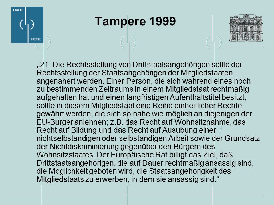 "Tampere 1999 "" 21."