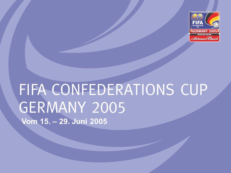 Vom 15. – 29. Juni 2005