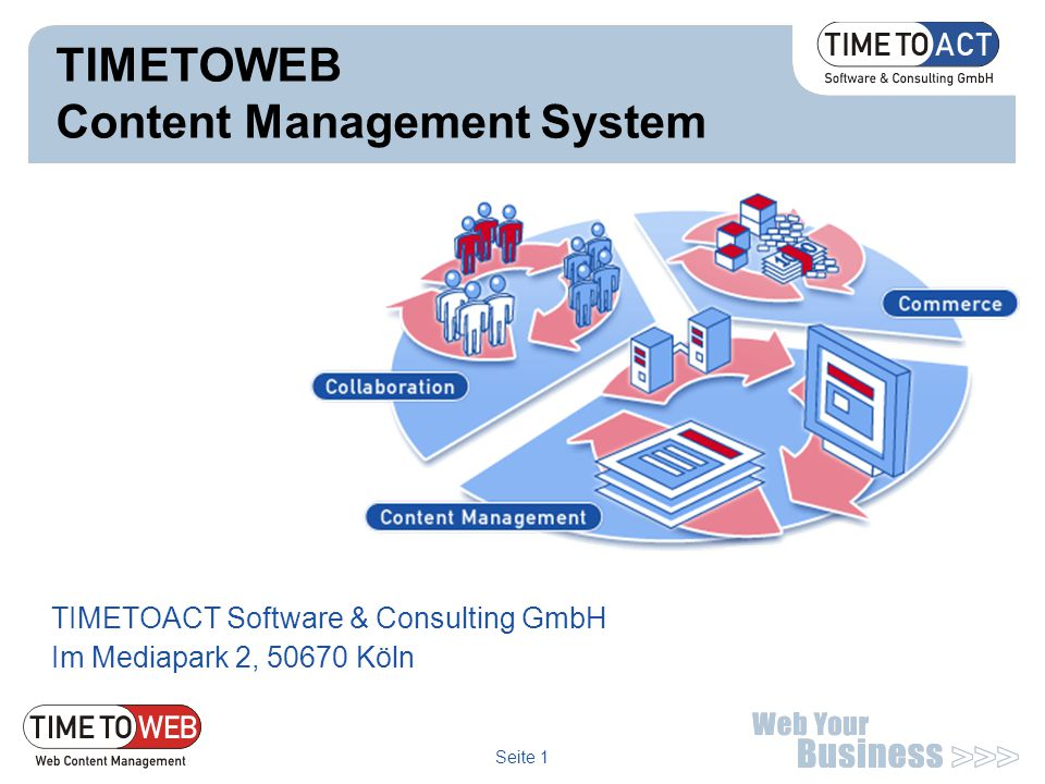 Seite 12 Unsere Referenzen TIMETOACT Software & Consulting GmbH