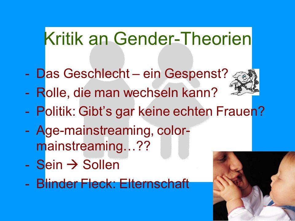 Geschlechtergerechtigkeit in Wien