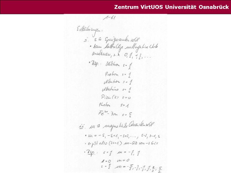 61 Zentrum VirtUOS Universität Osnabrück