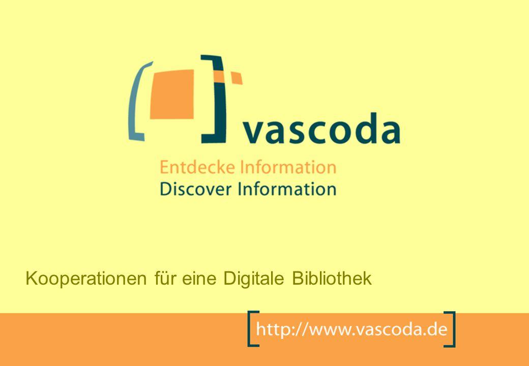 Uwe Rosemann Bielefeld 5.2.2004 Kooperationen für eine Digitale Bibliothek