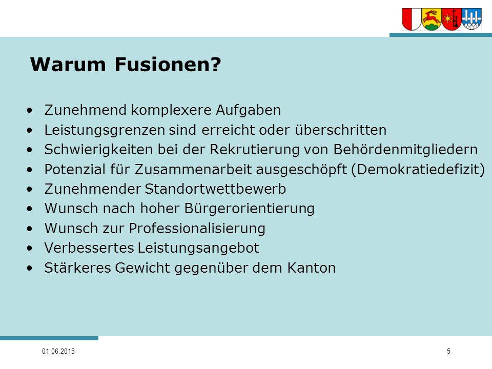 01.06.20155 Warum Fusionen.