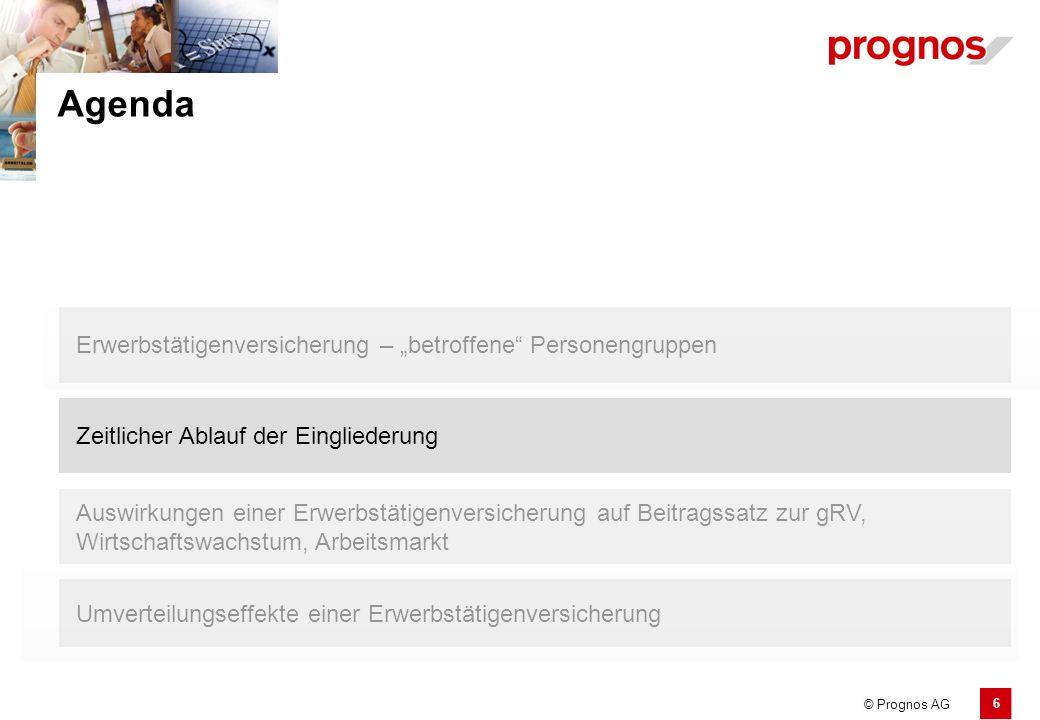 17 © Prognos AG Prognos AG, Berlin Karl-Liebknecht-Str.