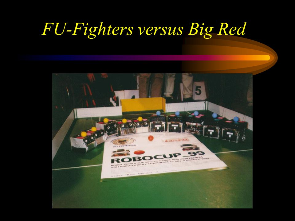 FU-Fighters versus Big Red