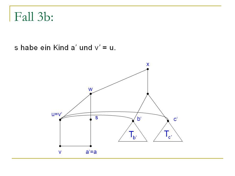 Fall 3b: x w u=v' v s a'=a c' b'