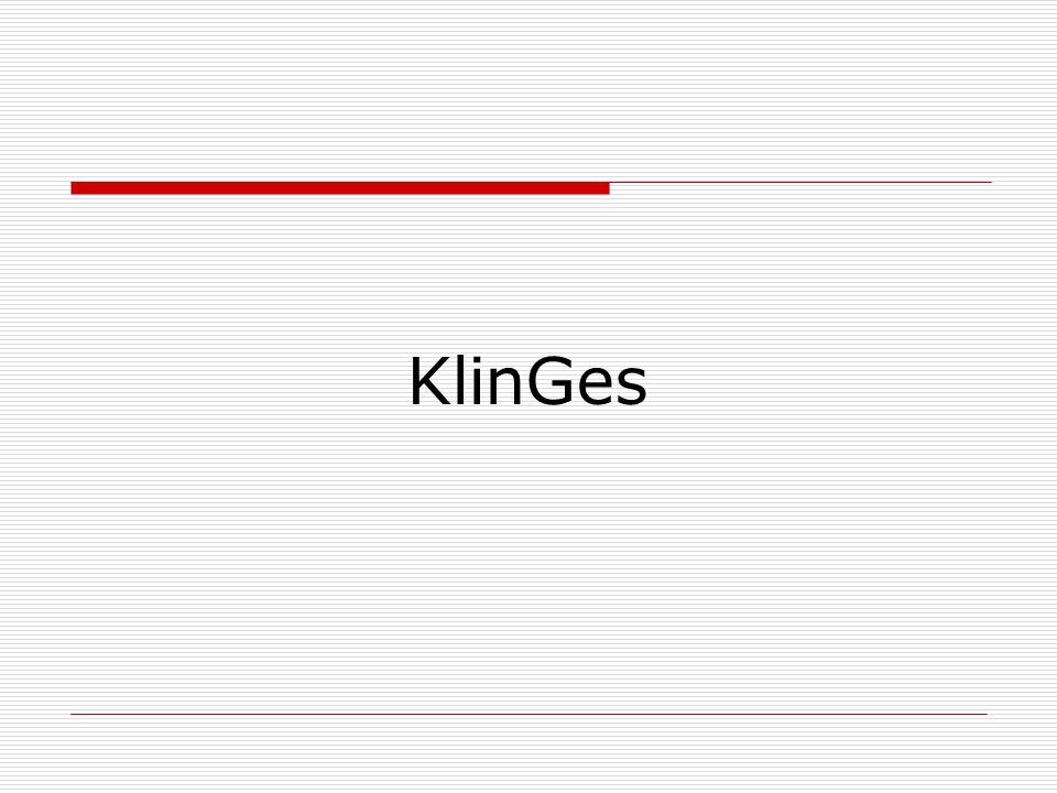 KlinGes