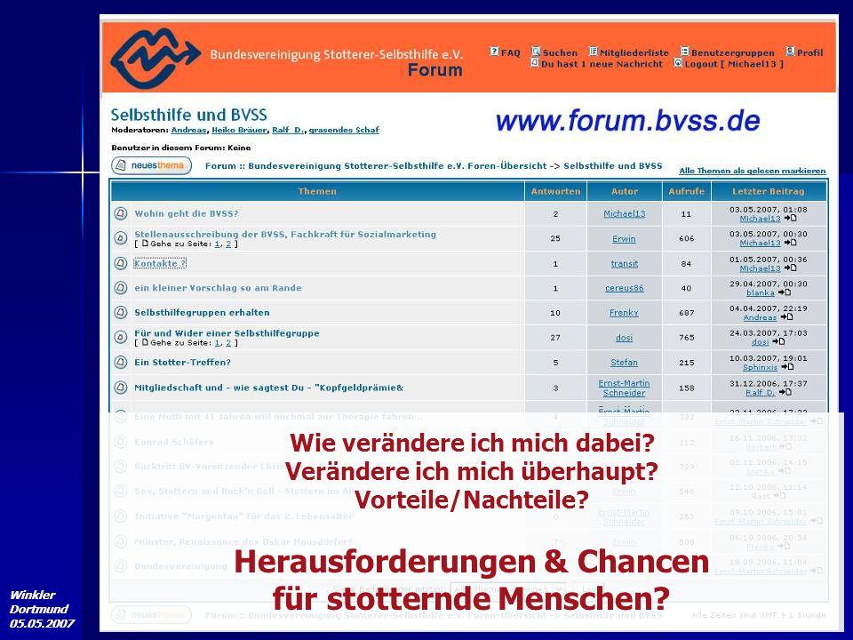 Winkler Dortmund 05.05.2007 Noch etwas … Am Beginn des 21. Jahrhunderts … Technische Veränderungen Veränderung des Menschen Bsp. Telefon (Flatrate), R