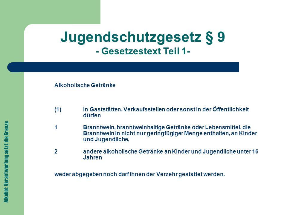 ( 2 ) Absatz 1 Nr.