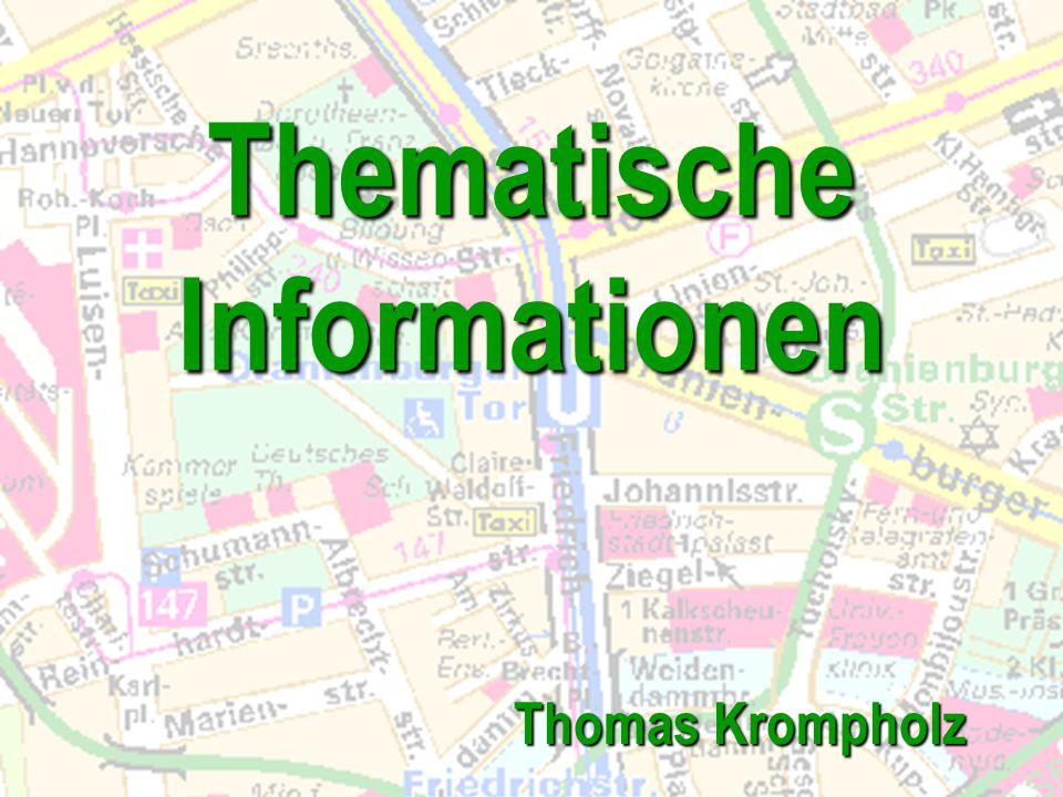Thematische Informationen Thomas Krompholz