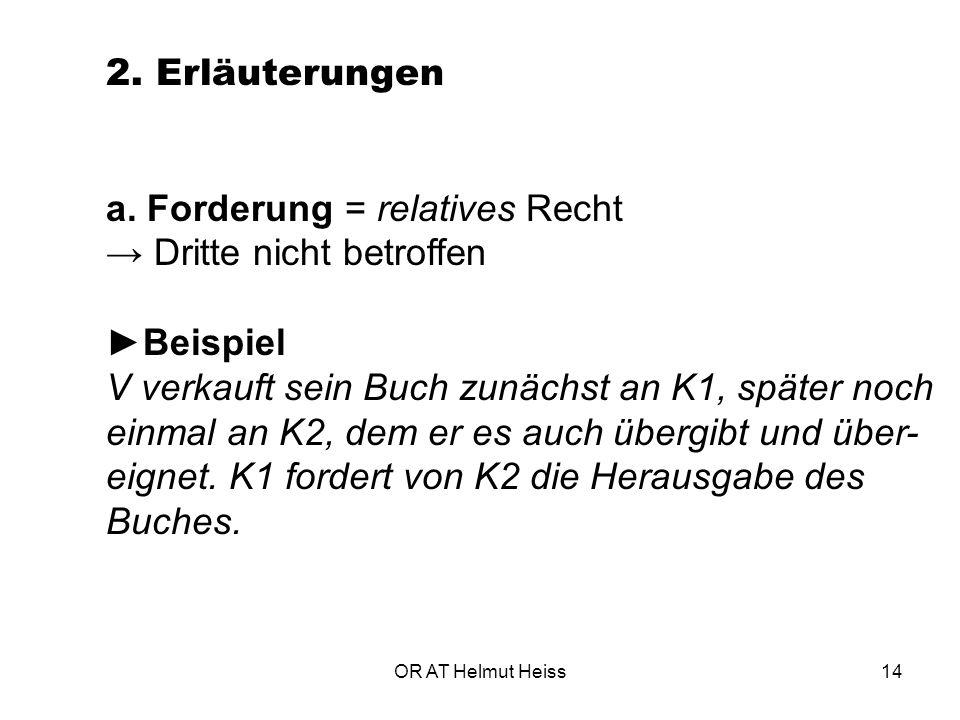 OR AT Helmut Heiss14 2.Erläuterungen a.
