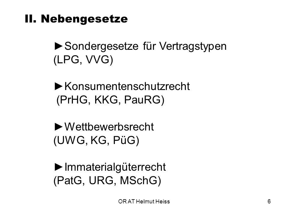OR AT Helmut Heiss6 II.