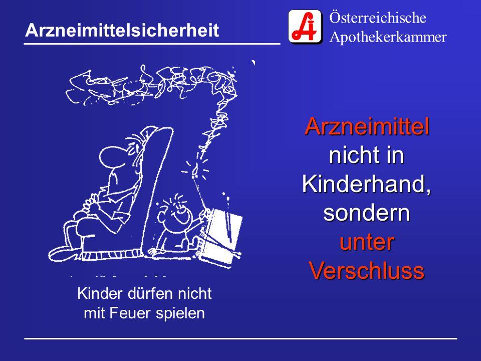 Österreichische Apothekerkammer Arzneimittelsicherheit Verdorbenes Obst isst keiner Auch Arzneimittel sind nicht unbegrenzt haltbar