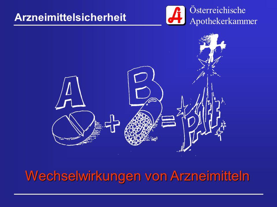 Österreichische Apothekerkammer Arzneimittelsicherheit Kinder dürfen nicht mit Feuer spielen Arzneimittel nicht in Kinderhand, sondern unter Verschluss