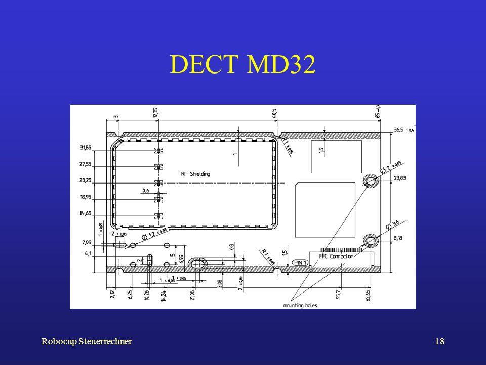 Robocup Steuerrechner18 DECT MD32