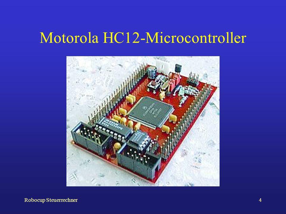Robocup Steuerrechner35 Elektronikspannung 2,5-9,6V Eingangsspannung - 5V/1A Ausgangsspannung