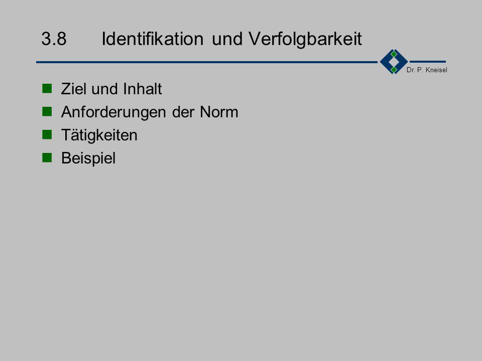 Dr. P. Kneisel 3.7.4Beispiel II Instandhaltung Abschluss von Wartungsverträgen für die Projekt- und Gewährleistungszeit, die in vollem Umfang die beig