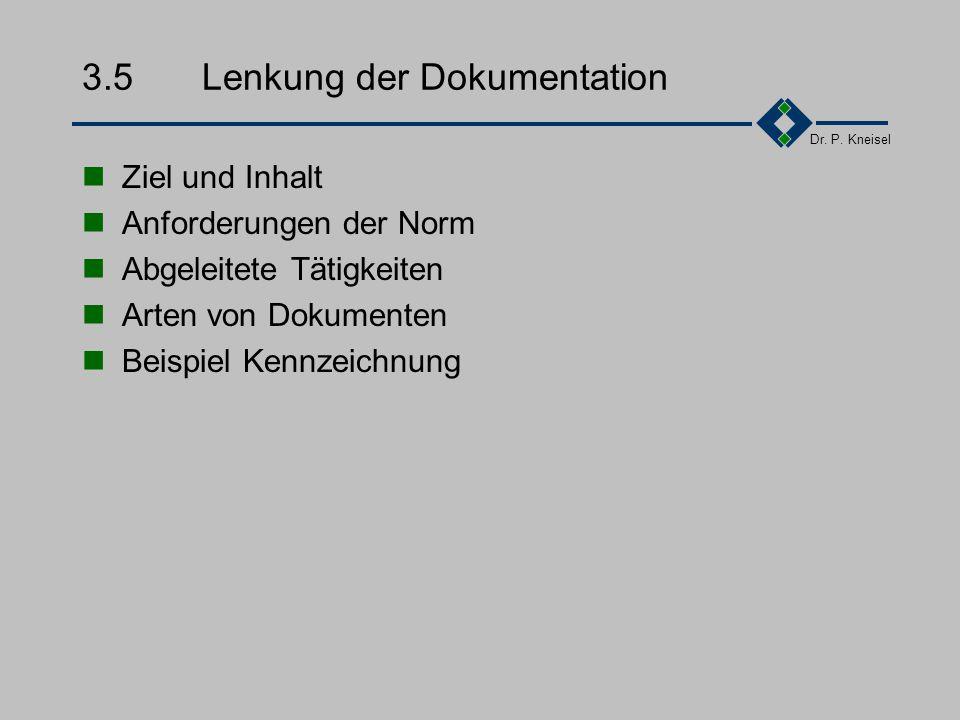 Dr. P. Kneisel 3.4.7Designänderungen Gründe von Designänderungen Erweiterungen, Mißverständnisse bei Auftragsinhalten Probleme bei der Realisierung Da