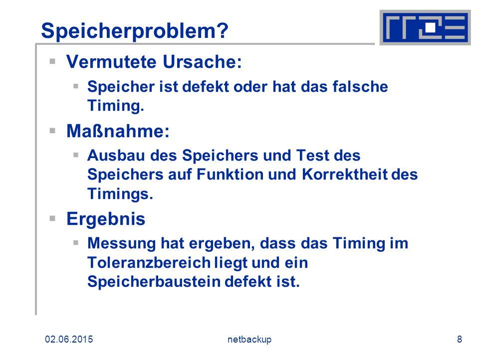02.06.2015netbackup9 Speicherproblem.